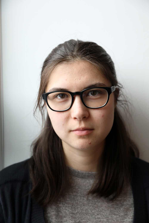 Cecilia Dumouchel, Outer Coast Project Coordinator