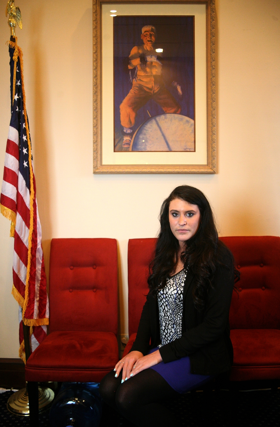 Sarah Matheny, Legislative Aide
