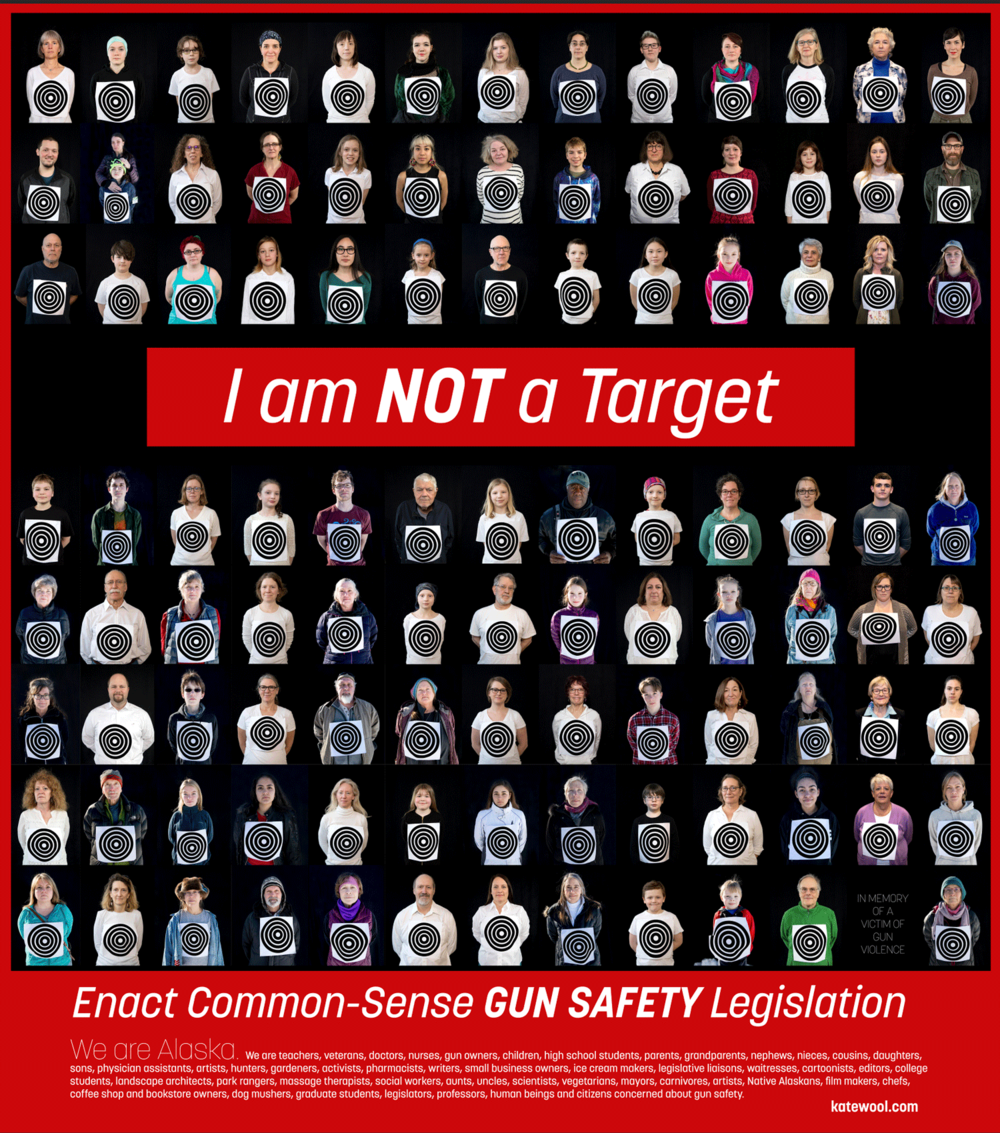 I am NOT a Target, Alaska