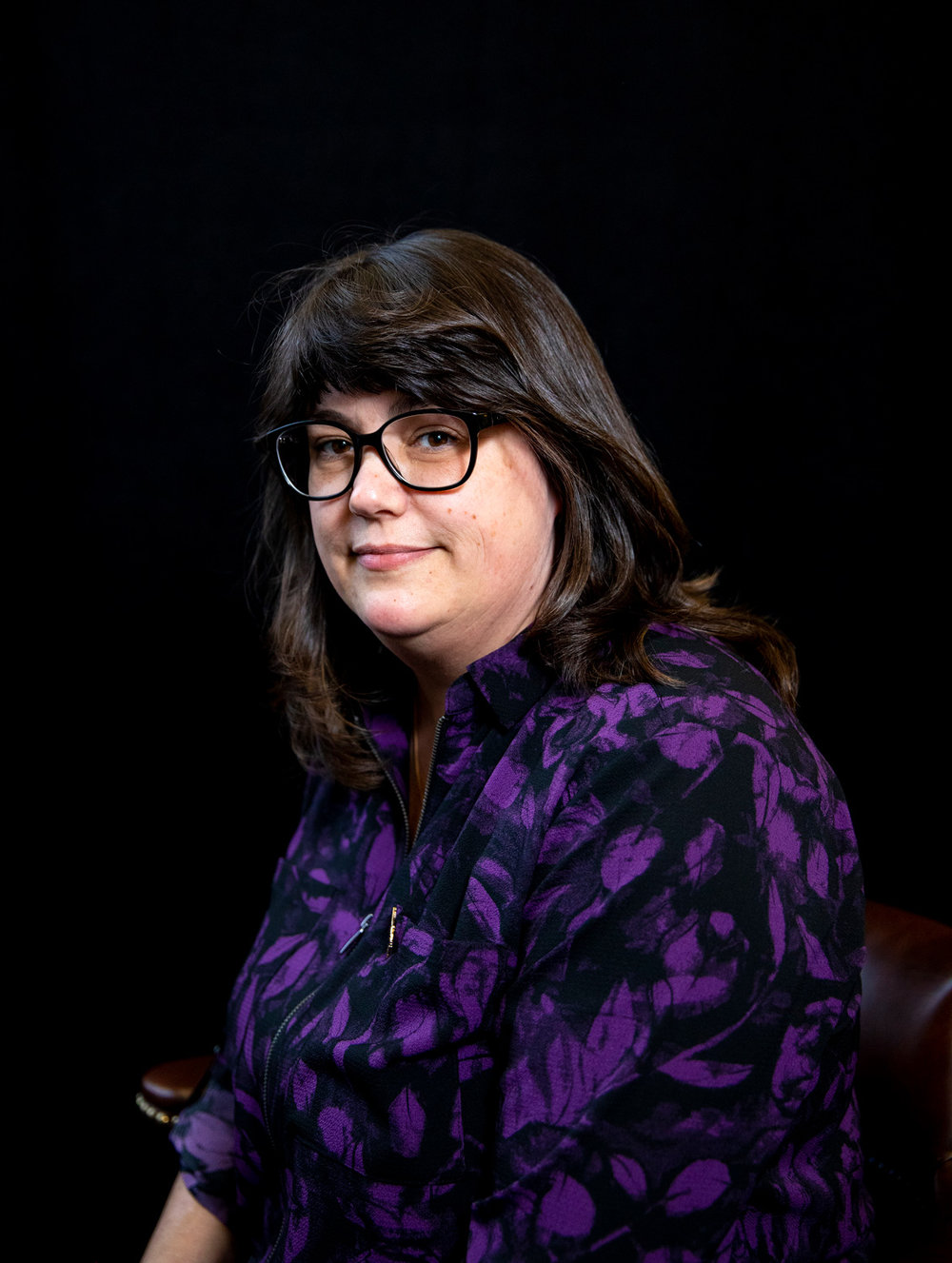 Shiela Morrison, Legislative Intern