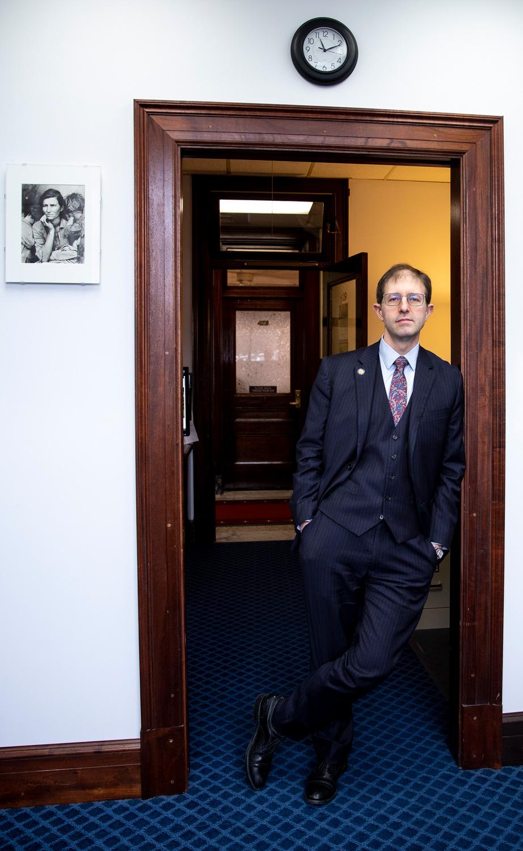 Jesse Kiehl, Senator, District Q