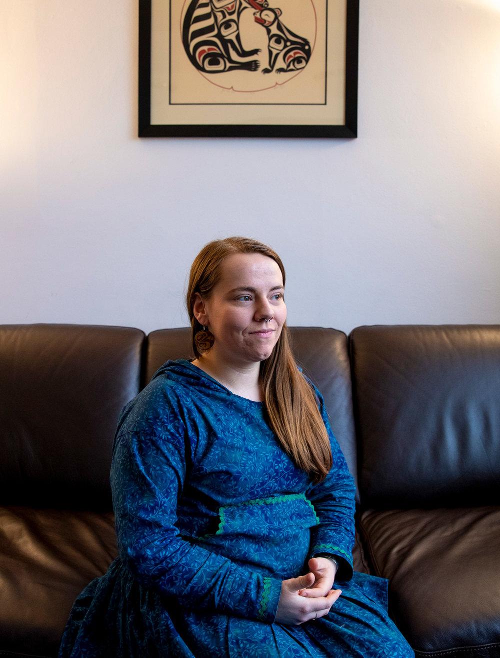Kóot Xheech Jasmine Mattson-Wolff, First Alaskans Institute Policy Fellow