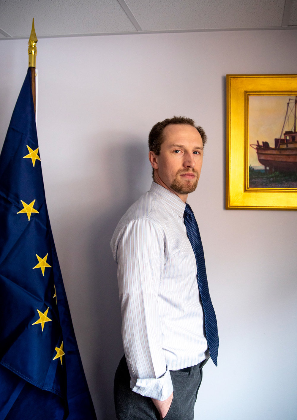 Nathaniel Grabman, Legislative Aide