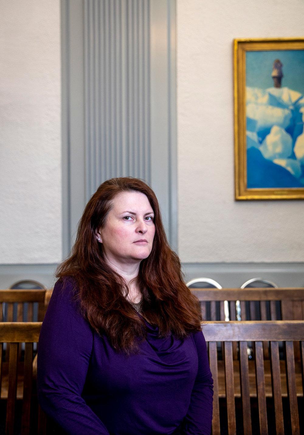 Tania Clucas, Chief of Staff