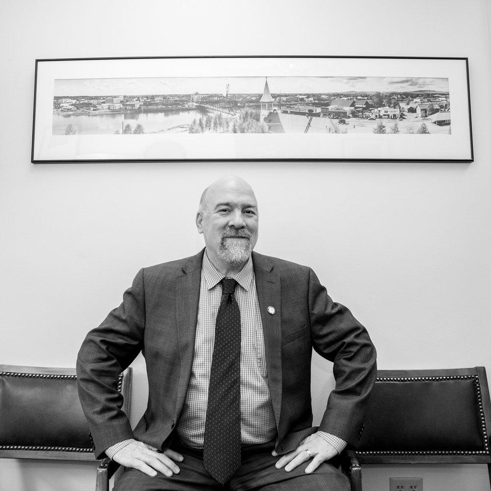 Adam Wool, House Representative, District 5