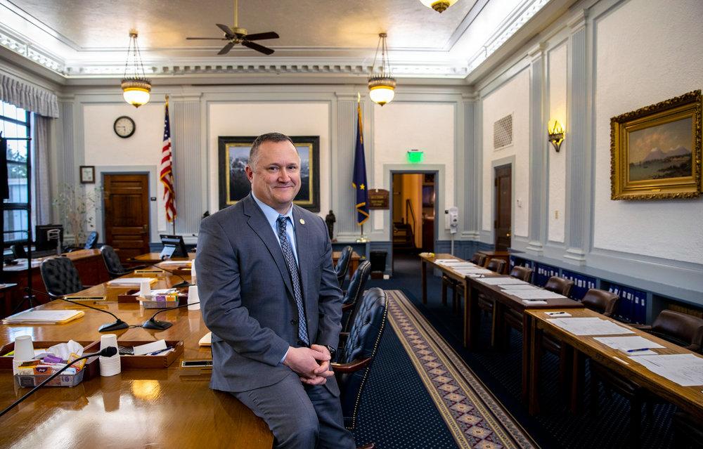 Mike Shower, Senator, District E