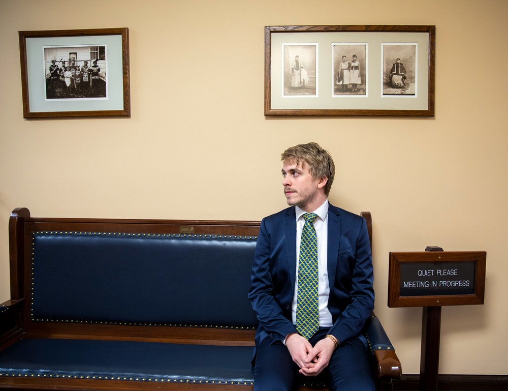Laib, Legislative Aide