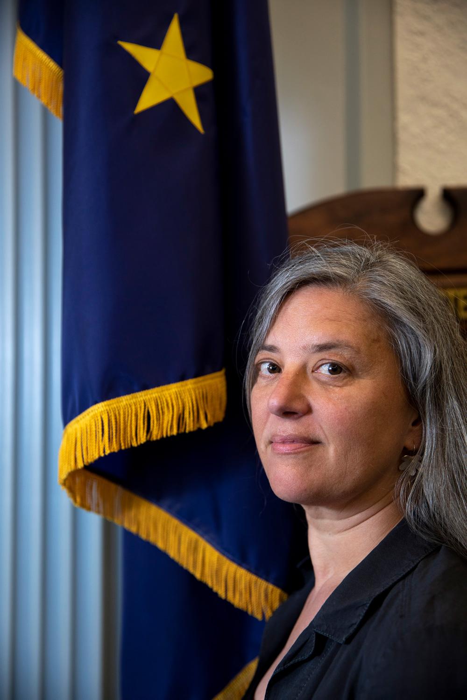 Marta Ladtufka, Senate Finance Page