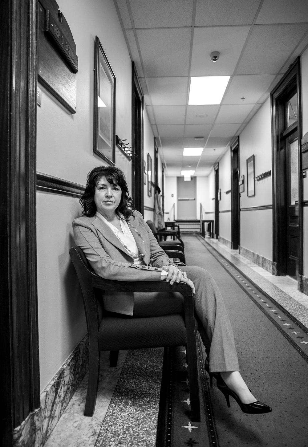 Angela Stephen, Chief of Staff