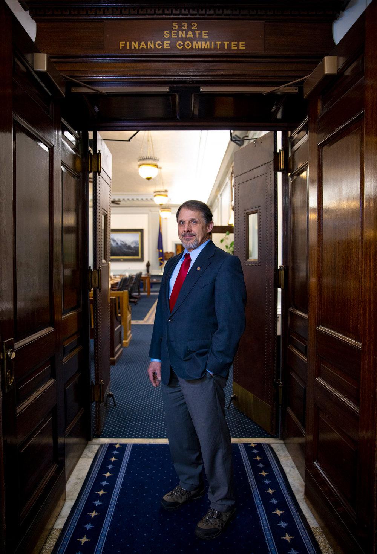 George Rauscher, House Representative, District 9