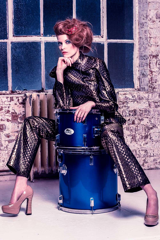 London Fashion Photographer Adrian Farr