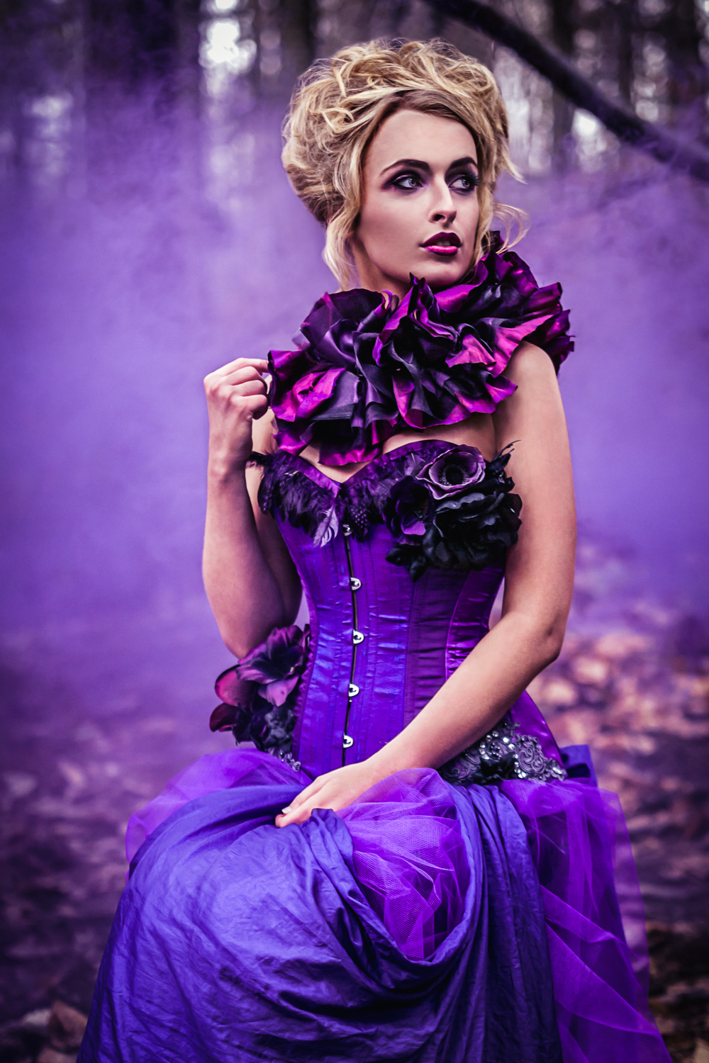 Couture Fashion Fairytale Fantasy Pic Adrian Farr