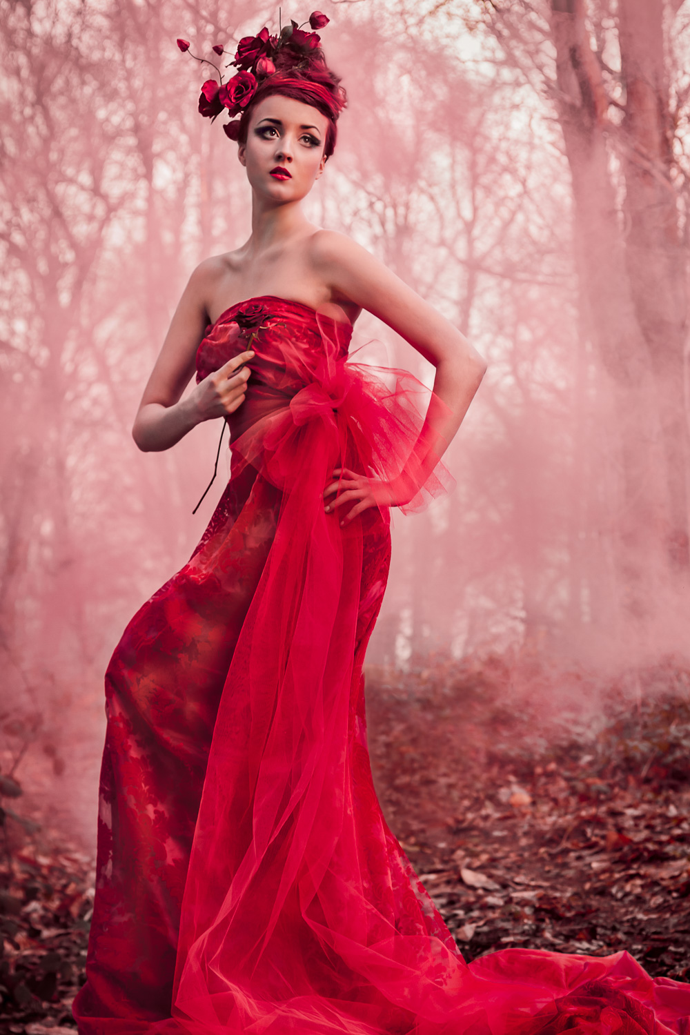 Couture Dress Photography Adrian Farr