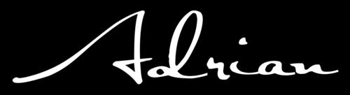 London Couture Fashion Photographer Logo Adrian Farr