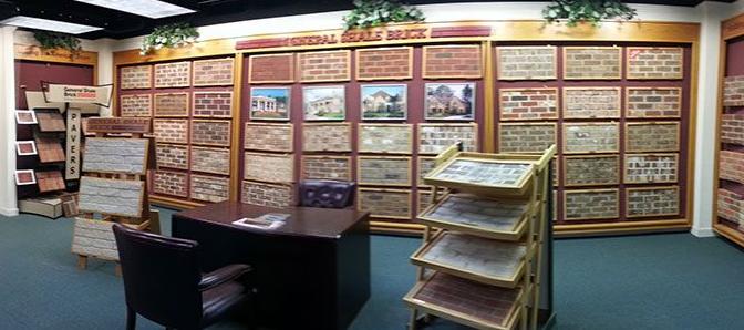 North Georgia Brick Showroom