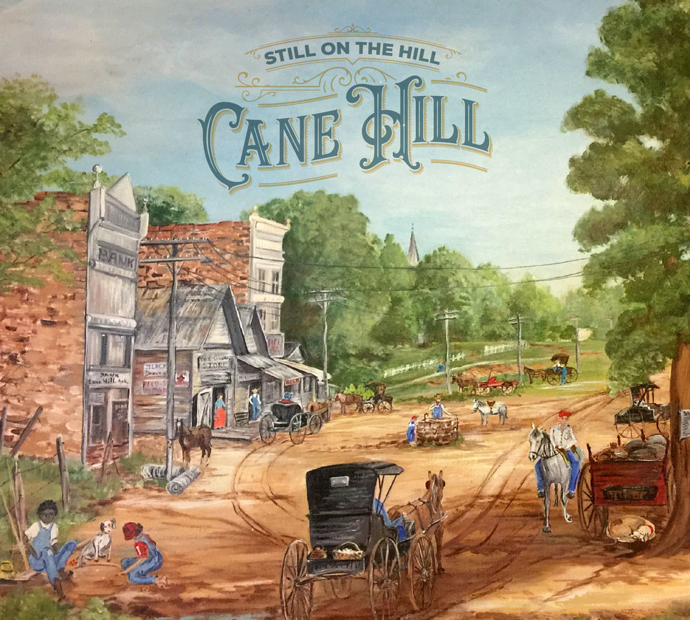 Welcome to Cane Hill - The town of Cane Hill played an important role in the early settlement days of Northwest Arkansas. The Civil War, the Trail of Tears, the rise of the apple industry, and other events left a rich history and countless stories to be told. We've attempted to capture some of these stories in song for this collection, Cane Hill.The town had all but disappeared by the mid twentieth century but today there is an exciting revival afoot. We were thrilled and honored when the Historic Cane Hill board members asked us to create a CD project of story-songs that celebrate Cane Hill's unique history. We hope this music inspires you to come visit the Cane Hill Museum and experience the rich history that surrounds the town for yourself!
