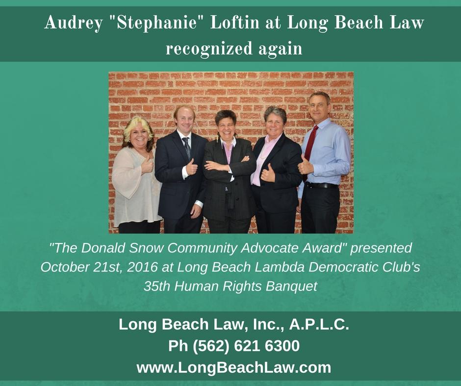 Long Beach Law has been awarded the Donald Snow Community Advocate Award(3).jpg
