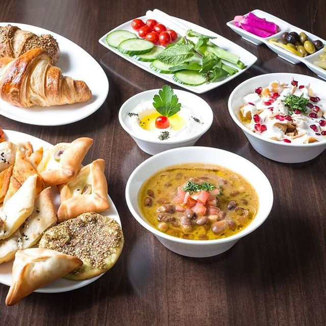Thinking Lebanese Breakfast this weekend? You know where to go!