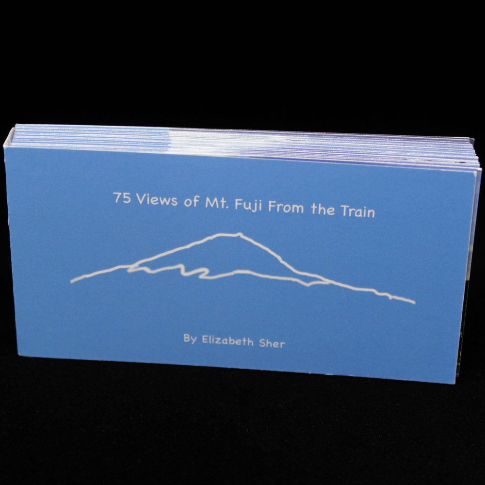 37 Views of Mt. Fuji
