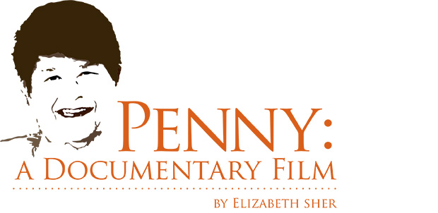 Penny the Documentary Logo