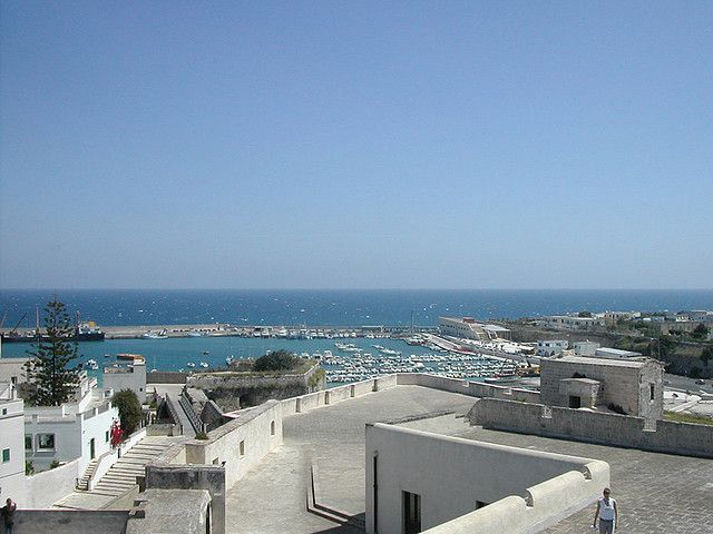 Bau Institue in Ortranto, Italy