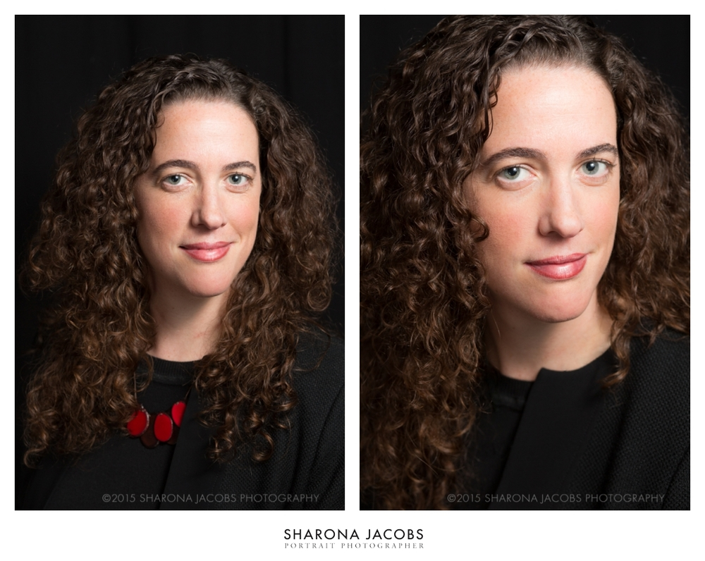 Portraits of Theresa Regli of Real Story Group. Boston, MA.