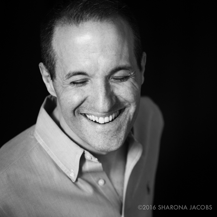 Portrait of author Mark John Isola, Boston, MA. Arlington, MA.
