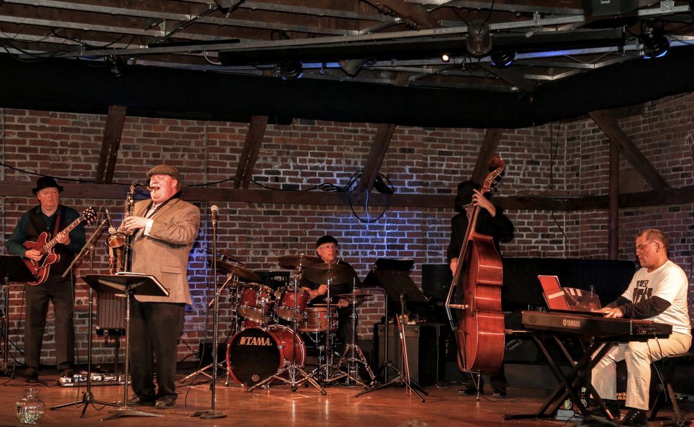 Local jazz favorites, Kings Five Jazz return to Red Rock for another set of great music!