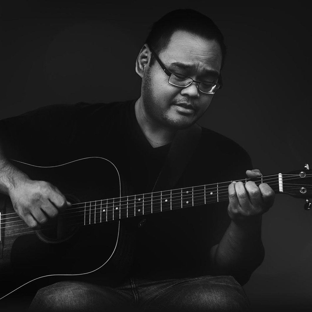 Mardi Morillo is a singer-songwriter out of the Bay Area. In a former life, he worked as a CIO in the healthcare industry. He found his life's passion in music when he quit due to losing partial vision