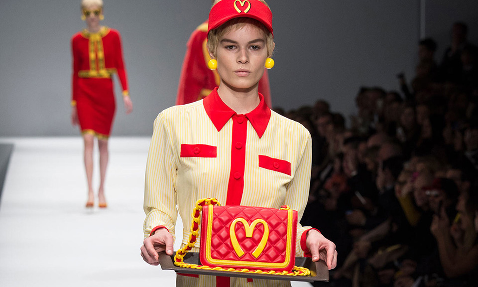 Moschino by Jeremy Scott