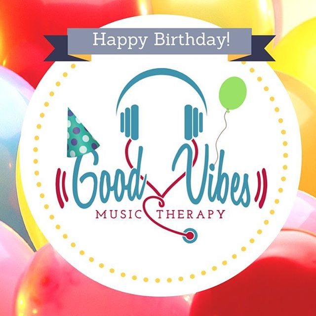 IT'S OUR BIRTHDAY! 🎊⭐️🎉🎊🎈It's been a whole year of lots of smiles, growth and MUSIC! I want to thank EVERYONE who has allowed me to work with their loved ones this past year. It's been a remarkable experience! Looking forward to many more years!  #MusicTherapist #musictherapy #GoodVibesMusicTherapy #statenisland #NYC
