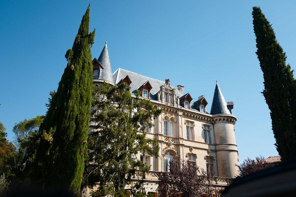 Castle of Charleval