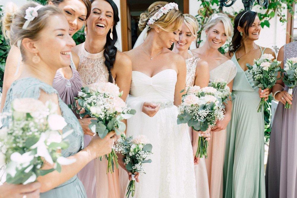 Bride Lisa © Tanja Schallinger