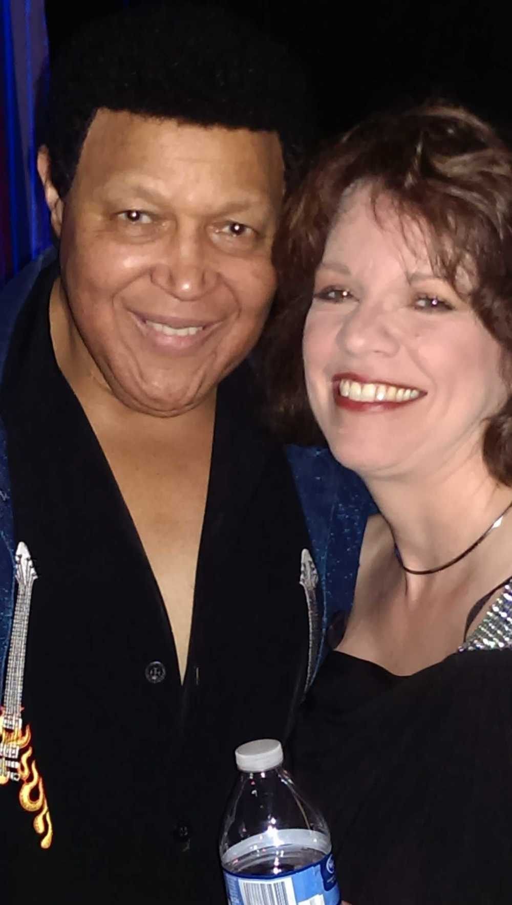 Chubby Checker and DG.JPG