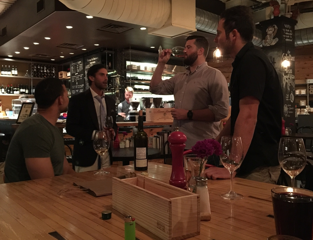Dallas Wine Club - Tasting Event - July 20