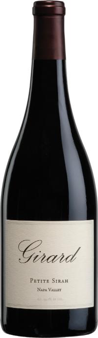 Girard 2013 Petite Sirah | Dallas Wine Club