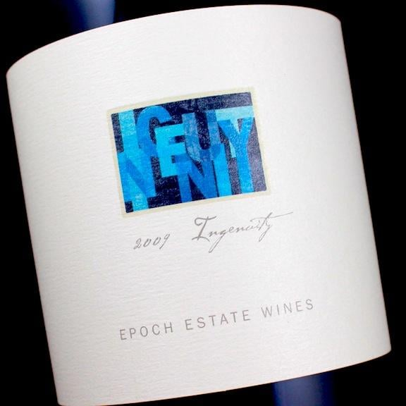 Epoch 2009 Ingenuity | Dallas Wine Club | Wine Review