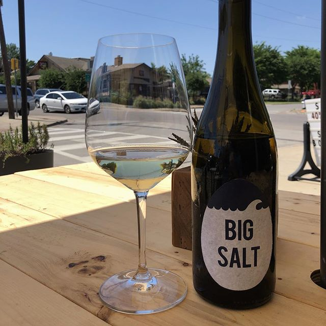 Big Salt Saturday @ovumwines @neighborhoodcellar