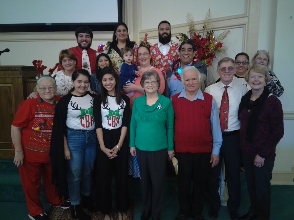 Family Christmas Accessory Sunday