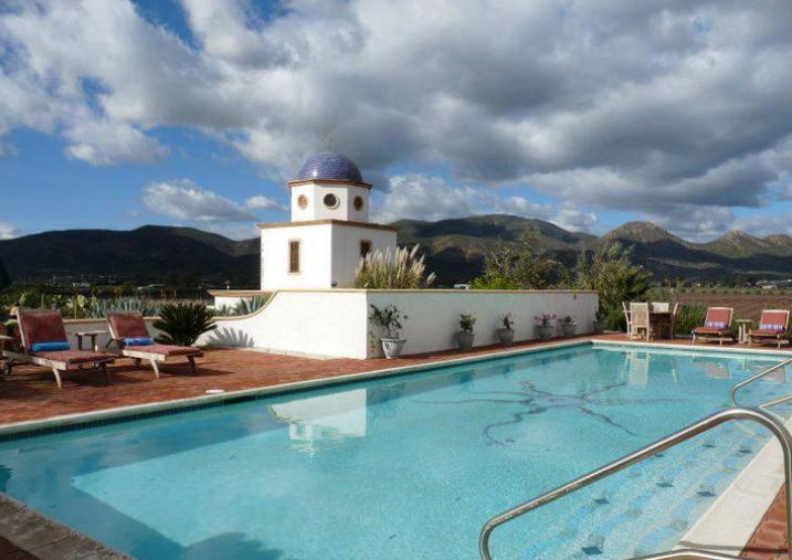 Adobe Guadalupe Hotel, Valle de Guadalupe
