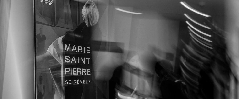 TO DISCOVER MARIE SAINT PIERRE CLICK ON THE IMAGES BELOW!