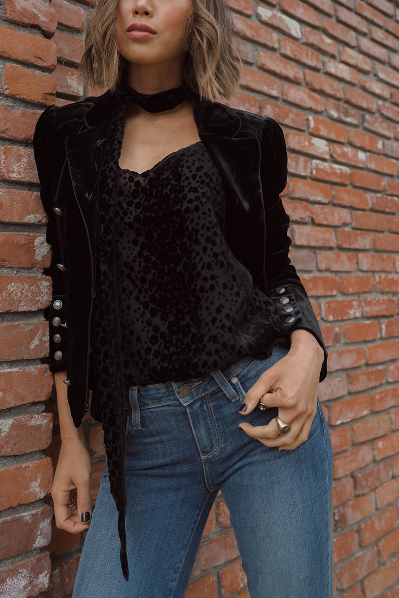 SONG OF STYLE - PAIGE MARIBEL JACKET