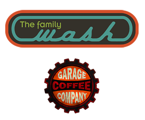 THE FAMILY WASH/GARAGE COFFEE