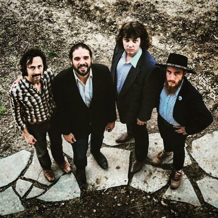 Cordovas. Left to right: Jon Loyd, Joe Firstman, Lucca Soria, Graham Spillman