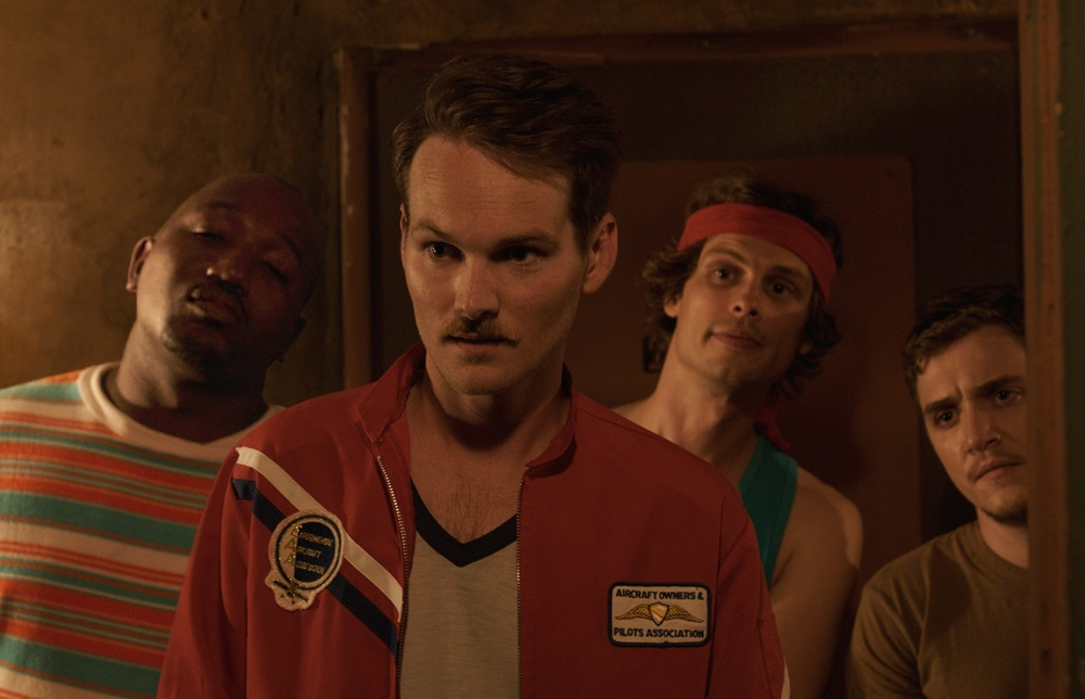 From 'Band of Robbers'