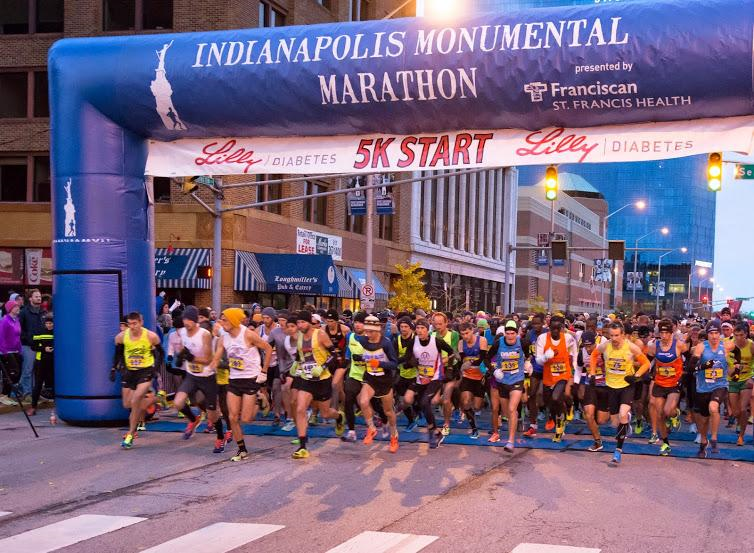 Courtesy of Monumental Marathon's Twitter (@IndyMonumental)