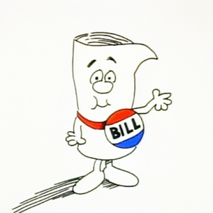 School House Rock's Bill From Capitol