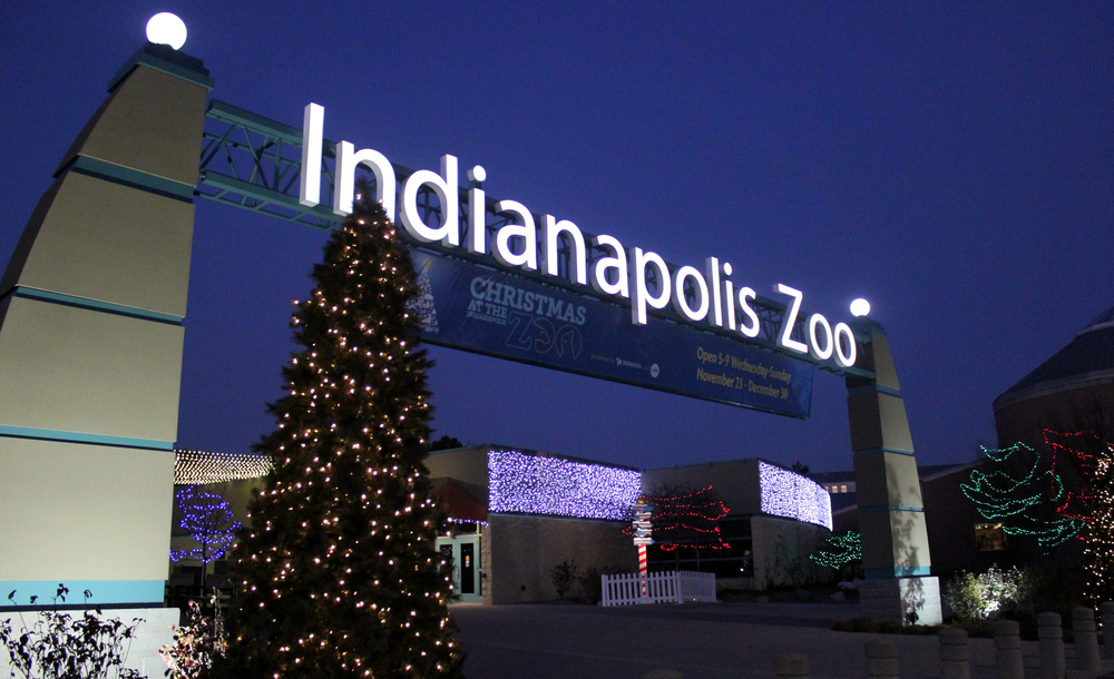 Photo courtesy of the Indianapolis Zoo