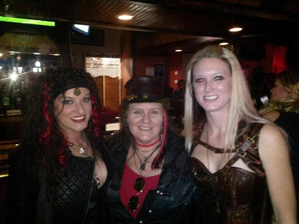 Dirty Little Secret (from left to right) Anastacia Rich, Mary Davis and Elizabeth Bobb