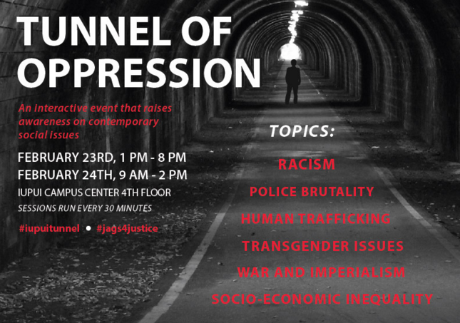 Image from:http://studentaffairs.iupui.edu/involved/social-justice-ed/tunnel%20of%20oppression.shtml